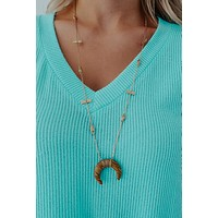 All Of Me Necklace: Gold