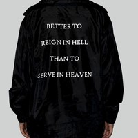 Reign In Hell Jacket