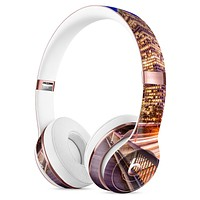 Fast City Life Full-Body Skin Kit for the Beats by Dre Solo 3 Wireless Headphones