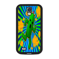 Running Cactus For Samsung Galaxy S4 Case