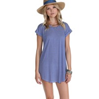 Promo-white Simply Striped Tunic