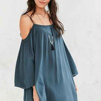 Ecote Fable Cold Shoulder Frock Dress