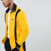 Puma Spezial track jacket in yellow 57722144 at asos.com