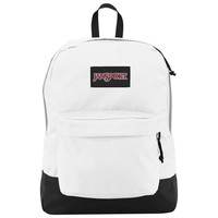 JanSport Black Label SuperBreak Backpack - White