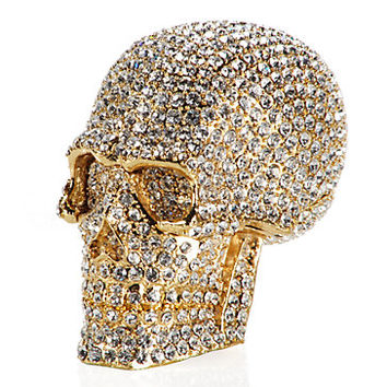Crystal Skull Trinket Box | Jewelry Boxes | Accessories | Decor | Z Gallerie