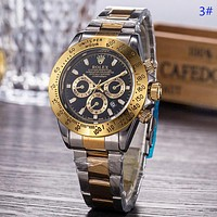 Rolex New fashion couple quartz watch wristwatch 3#