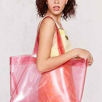 Shania Glitter Tote Bag - Urban Outfitters