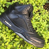 Air Jordan 5 Premium Pinnacle Black 40-47