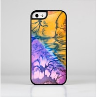 The Vivid Colored Wet-Paint Mixture Skin-Sert Case for the Apple iPhone 5/5s