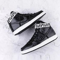 Nike Vandal High Supreme breathable wear-resistant high-top sneakers shoes