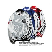 Hot Deal On Sale Sports Jacket Fleece Stylish Baseball [10361247047]