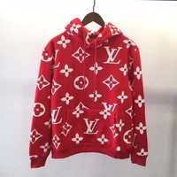 louis vuitton women men fashion pullover sweater sweatshirt hoodie-2