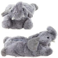 "Wishpets 8"" Elephant Slippers Plush Toy"