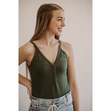 Bare Necessities Bodysuit - Shamrock