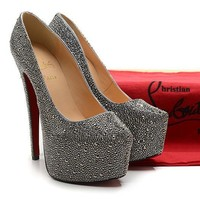 CL Christian Louboutin Fashion Heels Shoes-144