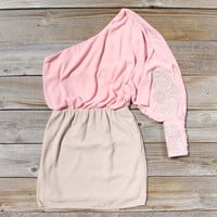 Captivated Asymmetrical Dress in Pink