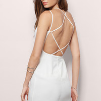 Don't Leave Me Bodycon Dress