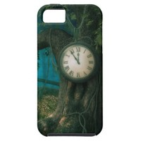 The Old Clock and The Tree - iPhone 5/5S Case