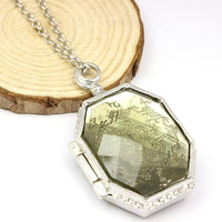 Horcrux Locket - Inspired By Harry Potter