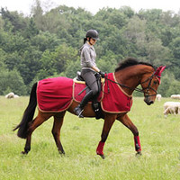 Custom Mattes Couture Collection Quarter Sheet and Pad Combo - Mattes from SmartPak Equine