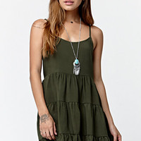 LA Hearts Tiered Babydoll Dress at PacSun.com