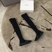 Balenciaga Stockings Boots Speed Trainers #320