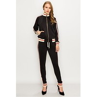 Women's G Track Suit Set