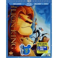 Walmart: The Lion King (Diamond Edition) (Blu-ray + DVD) (Widescreen)