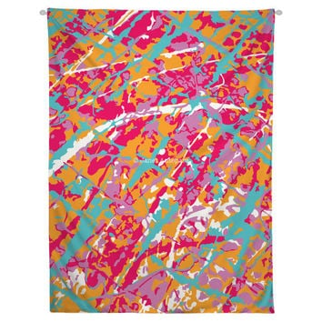Art Camouflage Hanging Wall Tapestry. Home Decor, Dorm Decor, Headboard Tapestry, Apartment Decor, Decorative Tapestry, Colorful