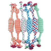 Braided Knot Cotton Dog Toy