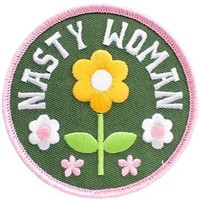 Nasty Woman Patch