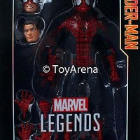 Hasbro Marvel Legends 12 Inch Spider Man Action Figure USA FREE Shipping