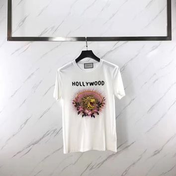 cc spbest gucci hollywood t shirt
