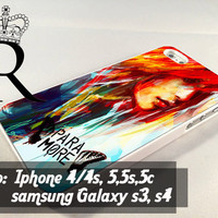 hayley williams paramore design for iPhone 4/4s, iPhone 5/5s/5c, Samsung Galaxy S3/S4/S5 case