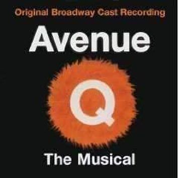 Soundtrack - Avenue Q: The Musical (2003 Original Broadway Cast) - CD
