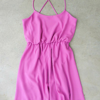 Summer Grove Dress in Orchid [7148] - $36.00 : Feminine, Bohemian, & Vintage Inspired Clothing at Affordable Prices, deloom