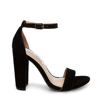 Ankle Strap Sandals in Leather   Steve Madden CARRSON