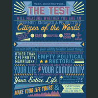 About the Test Poster