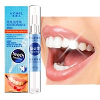 Teeth Whitening Pen Remove Stains Oral Care Tooth Cleaning Whitener Gel for Men Women Powerful Teeth Whitening Pencil