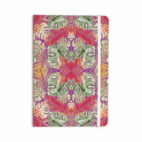 """Alison Coxon """"Summer Jungle Love Purple """" Green Red Everything Notebook"""