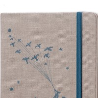 Moleskine 2016 Le Petit Prince Limited Edition Weekly Notebook, 12M, Large, Hard Cover (5 x 8.25)