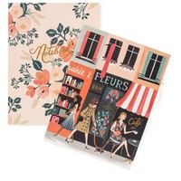 Parisian Notebook Set by RIFLE PAPER Co. |