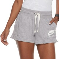 Women's Nike Gym Vintage Drawstring Shorts | null