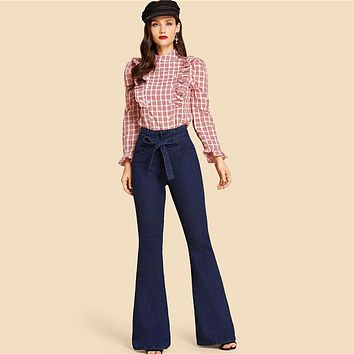 THE CHIC FLARE JEANS