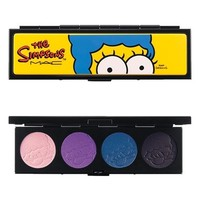 The Simpsons for MAC 'Marge's Extra Ingredients' Eyeshadow Quad (Limited Edition)