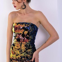 Zarah Sequin Dress