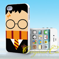 Harry Potter griffindor - Print on hardplastic for iPhone 4/4s and 5 case, Samsung Galaxy S3/S4 case.