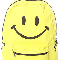 *MKL Accessories The Have A Good Day Smile Backpack
