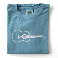 Guitar Long Sleeve Tee