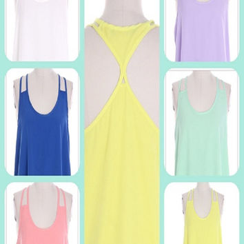 Tank me Away -- 6 Colors